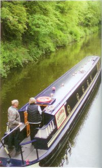 Cruising the Shopshire Union Canal