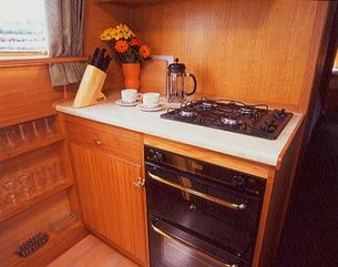 Explorer Galley